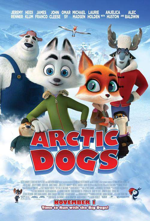 Artic-Dogs