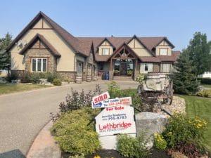 Highest Sale Price in City of Lethbridge